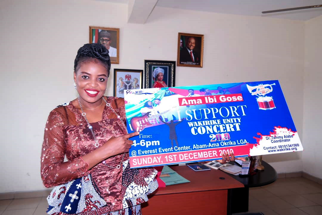 Ogu-Bolo Local Government supports Wakirike Unity Concert 2019